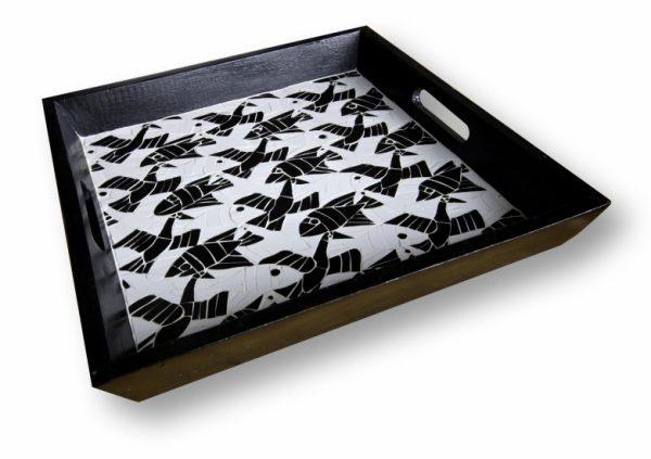 Mozaiek Dienblad Escher