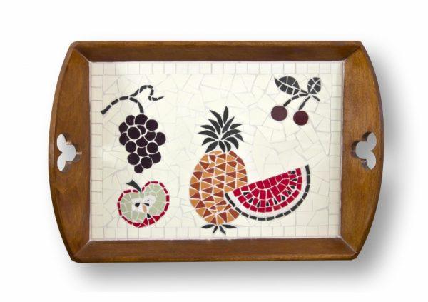Mozaiek Dienblad Fruit