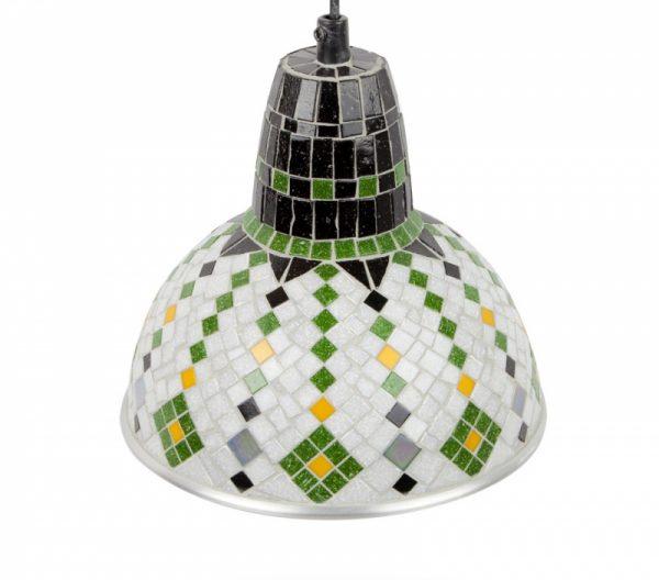 Mozaiek Lampje Groen