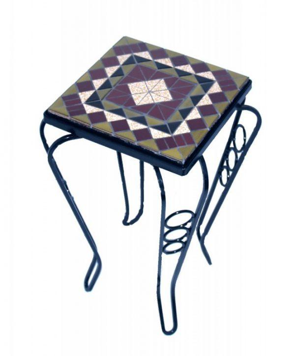 Mozaïek Bijzettafeltje Tiny Table