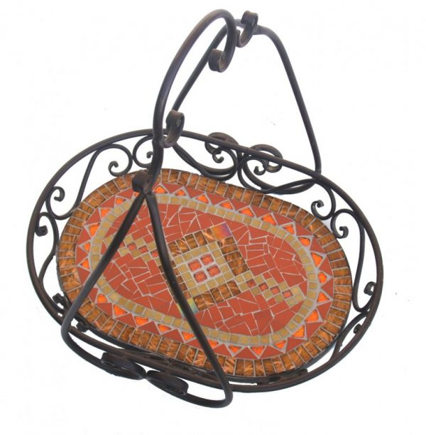 Mozaïek Dienblad Basket