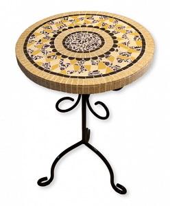 Mozaiek tafels