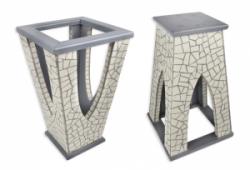 Mozaiek Voorwerpen